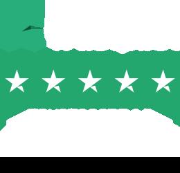 Trustpilot Bewertungen - 45000+ - Durchschnittsbewertung 9.5